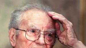 Wirtschaftsnobelpreisträger Samuelson gestorben