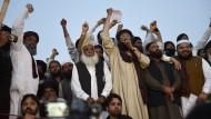 Islamisten beenden Sitzstreik