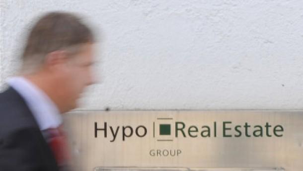 Ausfallrisiko der HRE steigt auf 235 Milliarden Euro