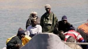 Auswanderertragödie in Nordafrika