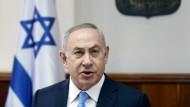 Netanjahu droht mit Absage von Gabriel-Treffen