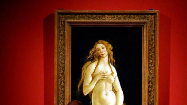 Antike Göttinnen, Madonnen und die Medici