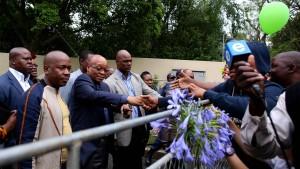 Südafrikaner dürfen Mandela persönlich verabschieden
