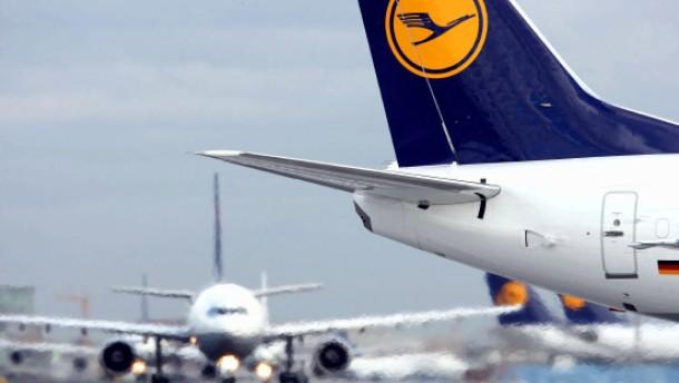 Lufthansa auf Einkaufstour