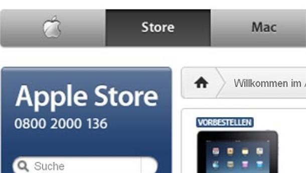 Preise für iPad stehen fest