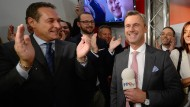 FPÖ triumphiert bei Präsidentschaftswahl