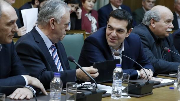 """Die Furcht vor dem """"Grexit"""""""