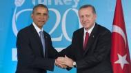 G20-Gipfel beginnt in der Türkei