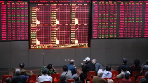 Asien holt im Investmentbanking rasant auf