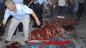 Behörden vermuten PKK hinter Anschlag