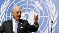 De Mistura fordert neue Friedensinitiative