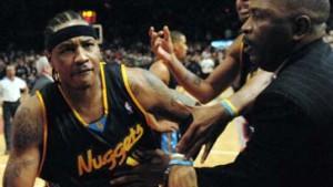 Milde Strafen für NBA-Profis nach Massenschlägerei