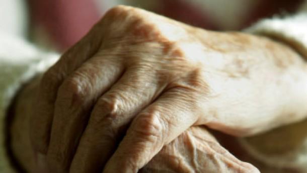 Riesenprobleme in der Pflege