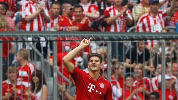 Gomez-Krönung und Bayern-Nachsitzen