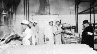 Der Kampf um den Mehlpreis