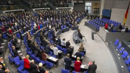 Umgang mit AfD bestimmt erste Sitzung im Bundestag