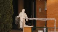 Hund der spanischen Krankenschwester soll getötet werden