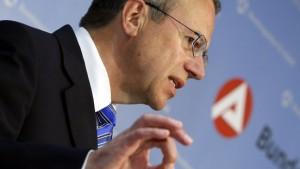 55 Milliarden Euro Defizit bis 2013