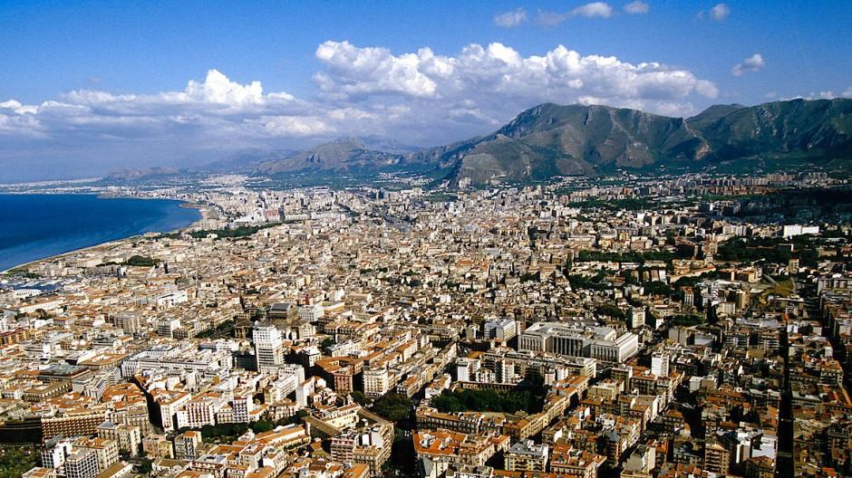 Blick über Palermo (Archiv)