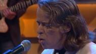 Helge Schneider als Udo Lindenberg im Duett mit sich selbst