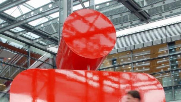 Taunus-Sparkasse vermeidet nur knapp rote Zahlen
