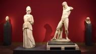 Skulpturen in 3D