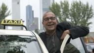 Frank Fischer, Taxifahrer und Blogger