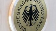 BND soll deutschen Diplomaten ausgespäht haben