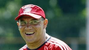 FC Bayern verlängert mit Magath bis 2008