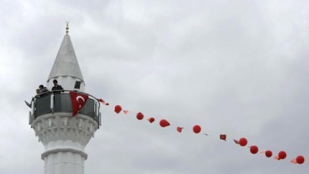 Kaum Widerstand gegen das Minarett