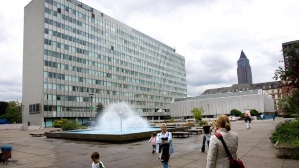 Stadt Frankfurt plant Behördenzentrum