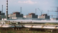 Störfall in ukrainischem Atomkraftwerk