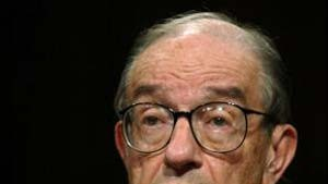 Greenspan kann's nicht lassen