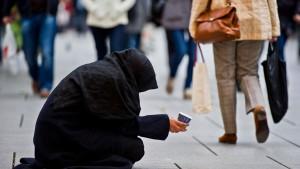 Scharfe Kritik an CSU-Forderungen zu Armutsmigranten