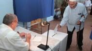 Angeblich keine Unregelmäßigkeiten bei den Wahlen