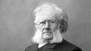 "Henrik Ibsen: ""Ein Vers"""