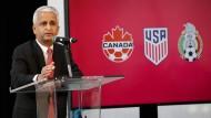 Nordamerika will sich geschlossen um Fußball-WM bewerben