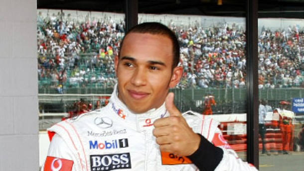 Hamilton erobert wieder den besten Startplatz