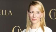 Cate Blanchett ist gern die böse Stiefmutter