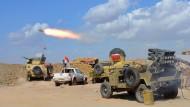 Offensive gegen Islamischen Staat läuft