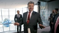 Ukraine hält nach Niederlande-Referendum an EU-Annäherung fest
