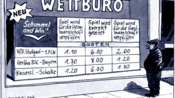 DFB tauscht Referee aus - angeblich Zweitligaspieler verwickelt