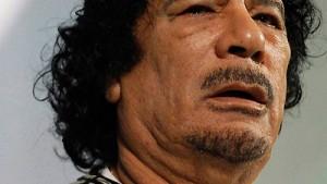 Gaddafi soll zu Vergewaltigungen angestiftet haben