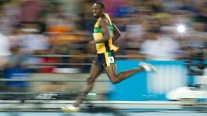 Bolts Triumphlauf über 200 Meter