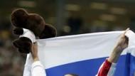 Turnerin Swetlana Chorkina: Kein Gold, weil ich Russin bin