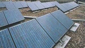Anleger spekulieren bei Solaraktien auf schwarz-gelben Regen