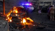 Tote bei Selbstmordattentat in Aden