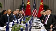 Amerika und China wollen bei Nuklearsicherheit stärker zusammenarbeiten