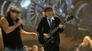 HUNGARY-MUSIC-AC/DC TOUR