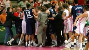 Basketball Liga verhängt Sperren und Geldstrafen